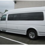 Learn more about the 9 Passenger High-Top Conversion Van